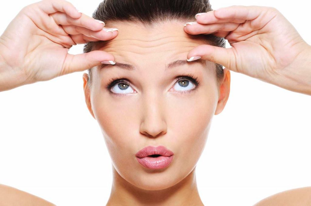 Tratamiento para arrugas con botox/dysport